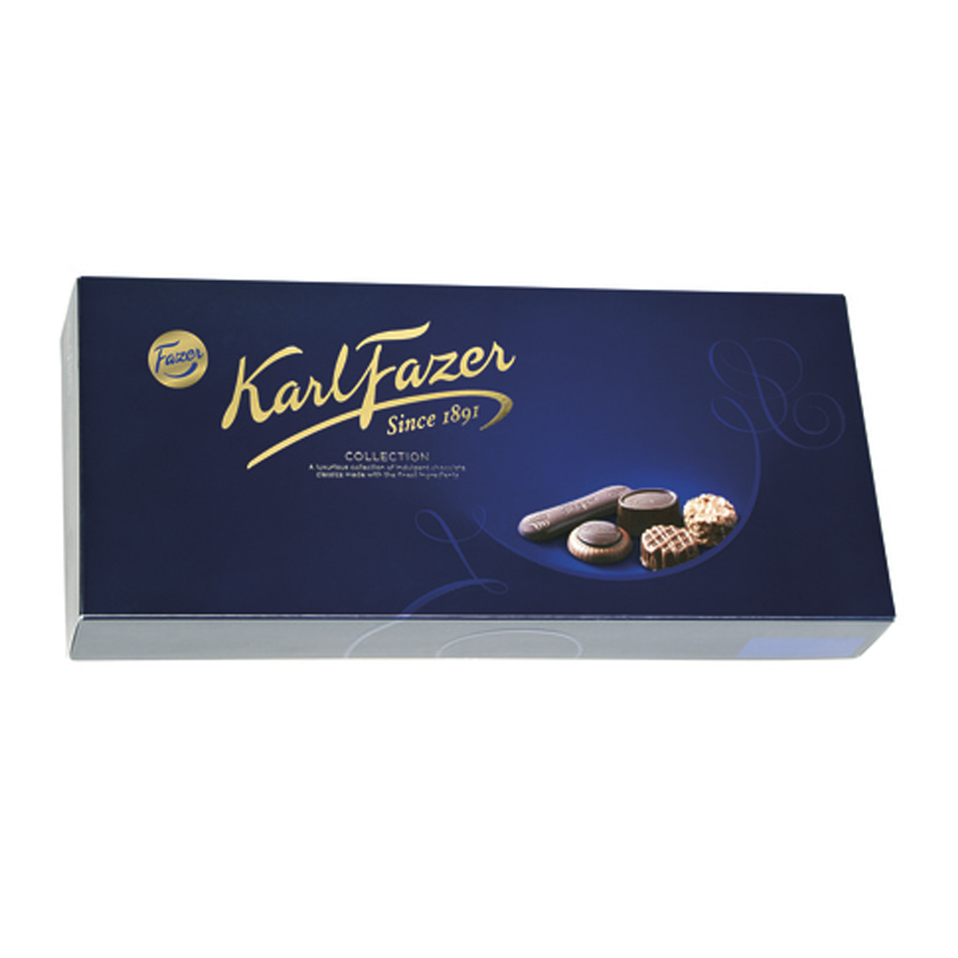 Karl Fazer collection suklaakonvehti