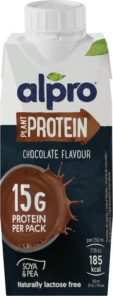 Alpro Protein Suklaa Proteiinijuoma 250ml (G, L, M, V)
