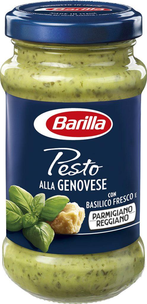 Barilla Pesto Alla Genovese 190g (G)