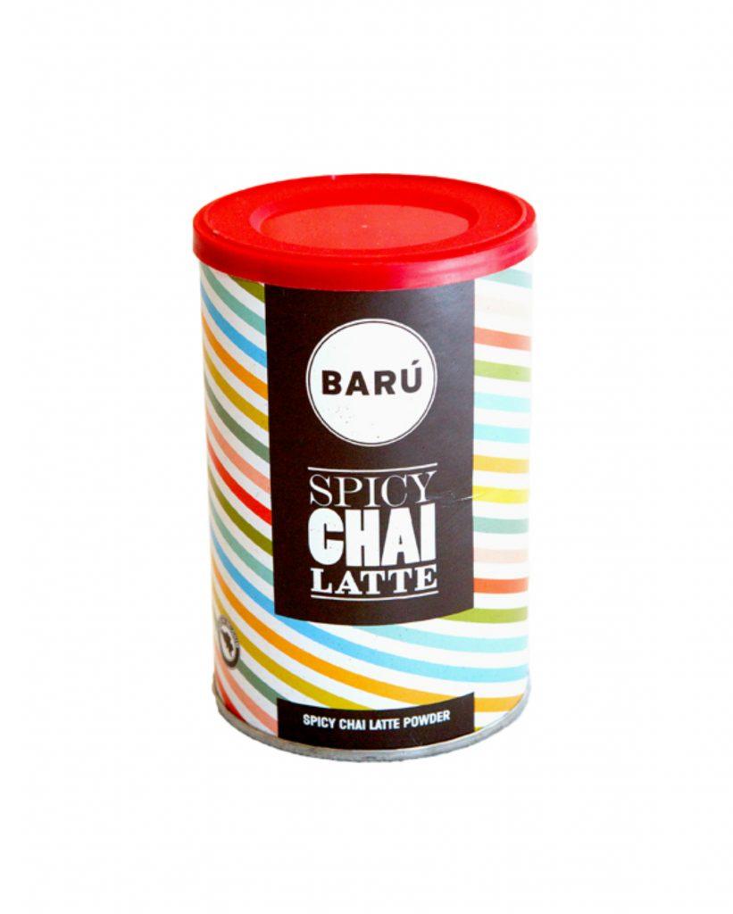 Barú Spicy Chai Latte Juomajauhe 250g (G)