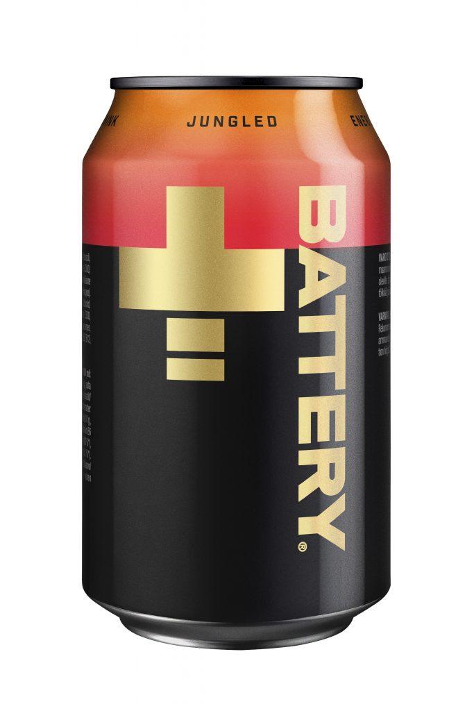 Battery Jungled Energiajuoma 0,33l tlk