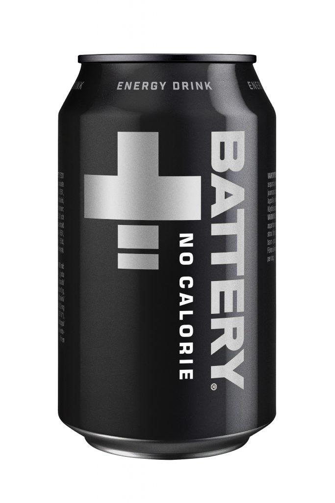 Battery No Calories 0,33l tlk