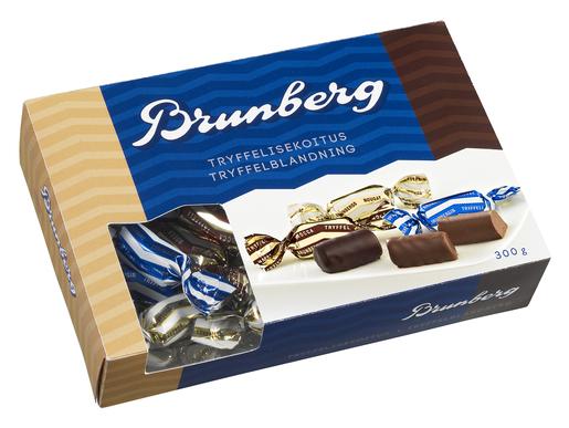 Brunberg Tryffelisekoitusrasia 300g