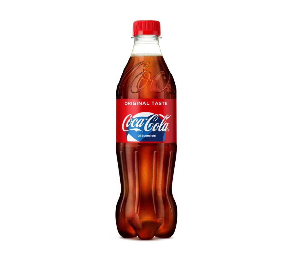 Coca-Cola Zero 0,5l