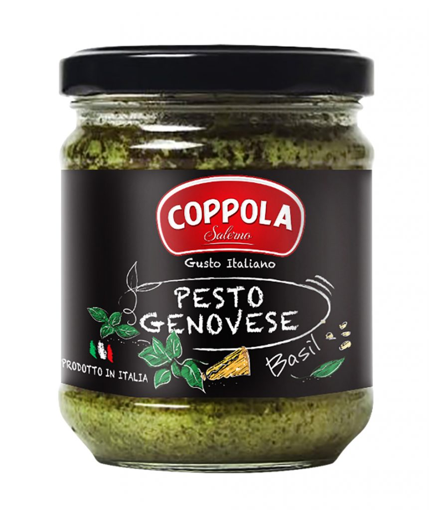 Coppola Pesto Genovese 180g (G)