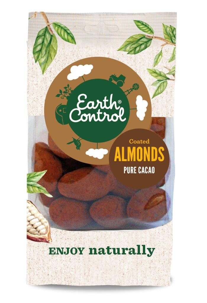 Earth Control Kaakao-suklaamantelit 150g