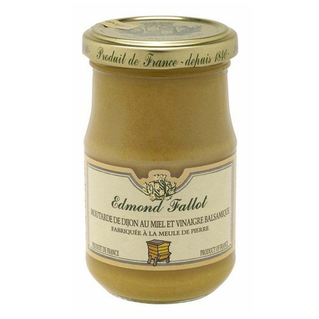 Fallot Dijon Hunaja-Balsamicosinappi 210g (L, G)