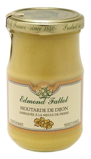 Fallot Dijon Sinappi 210g (L, G)