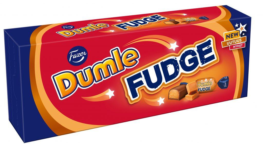 Fazer Dumle Fudge 320g