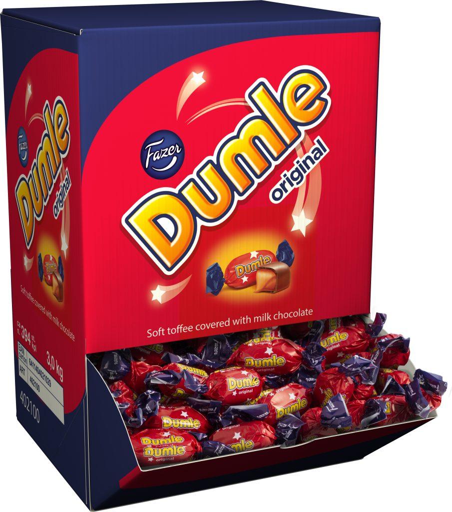 Fazer Dumle Original n. 394 kpl 3kg