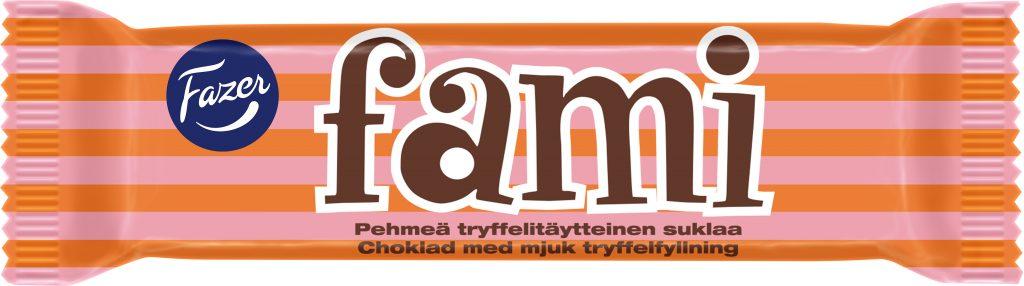 Fazer Fami Suklaapatukka 32g