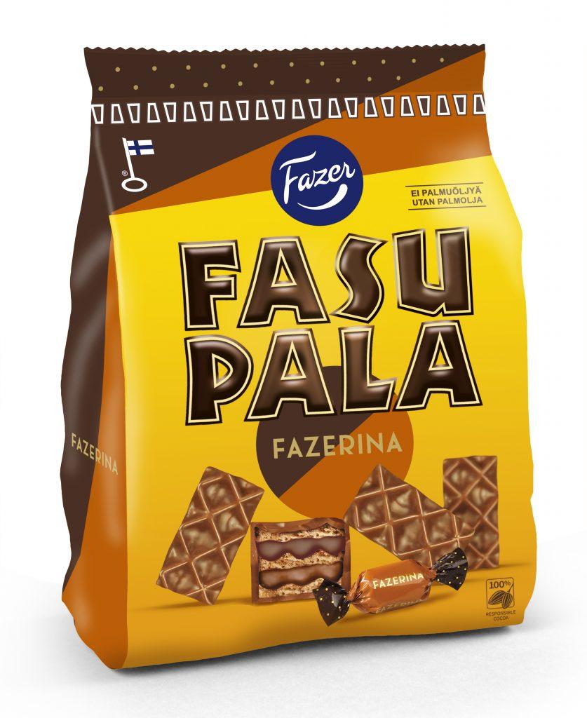 Fazer Fasupala Fazerina Vohveli 215g