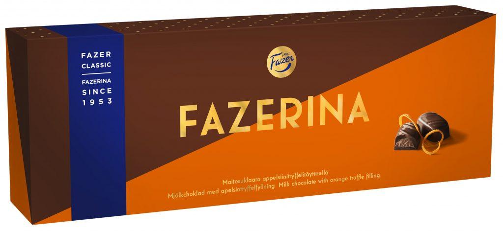 Fazer Fazerina Box 350g