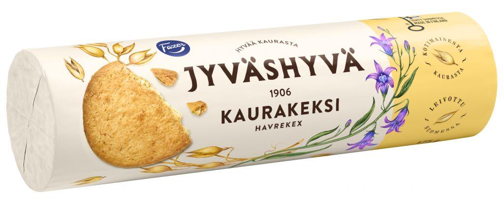 Fazer Jyväshyvä Kaurakeksi 175g