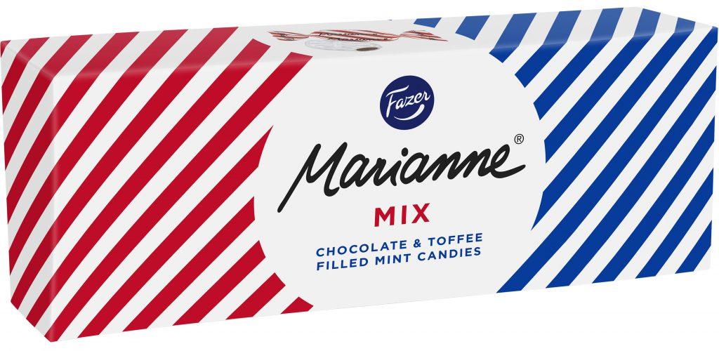 Fazer Marianne Mix Täytekaramellisekoitus 320g (G)