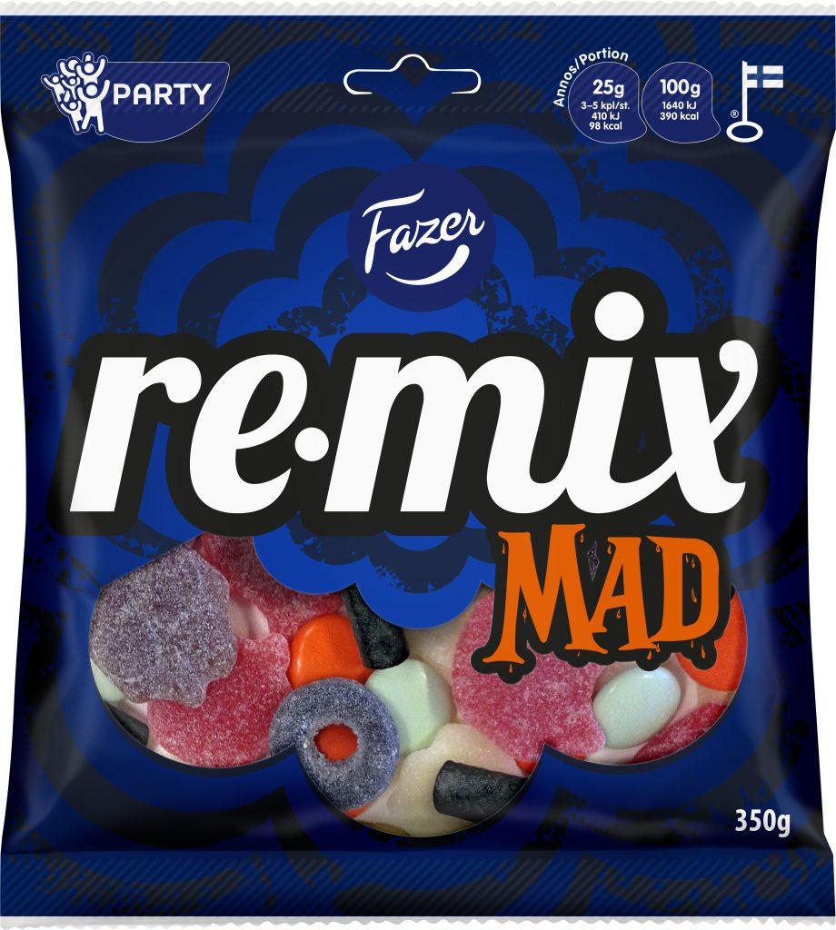 Fazer Remix Mad Makeispussi 350g