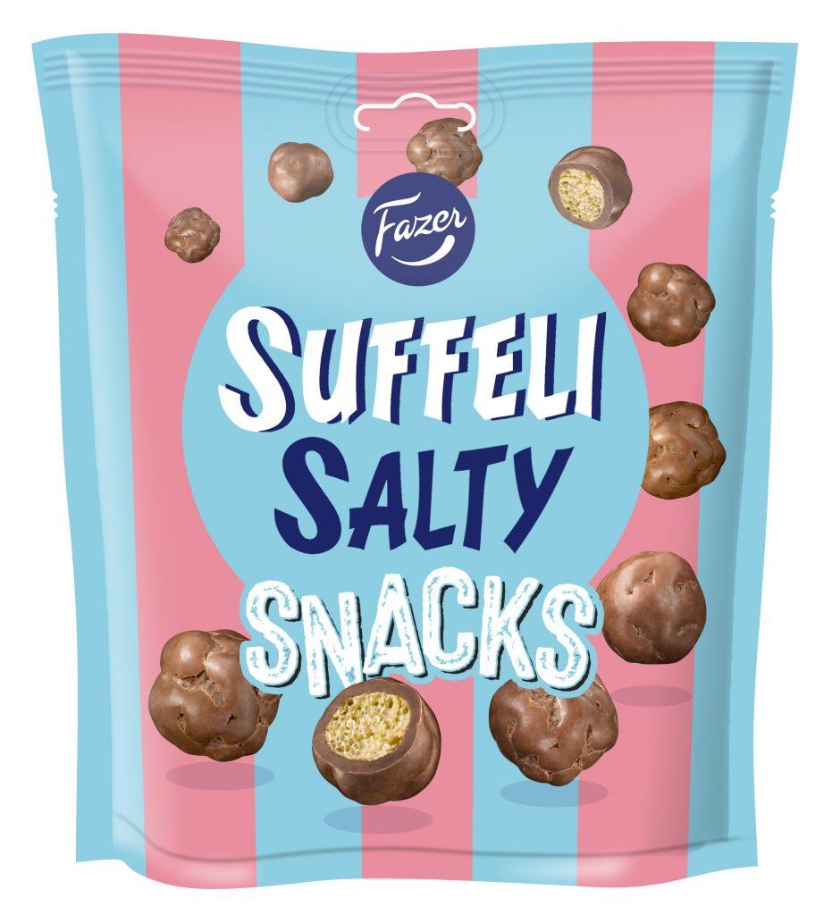Fazer Suffeli Salty Snacks 160g