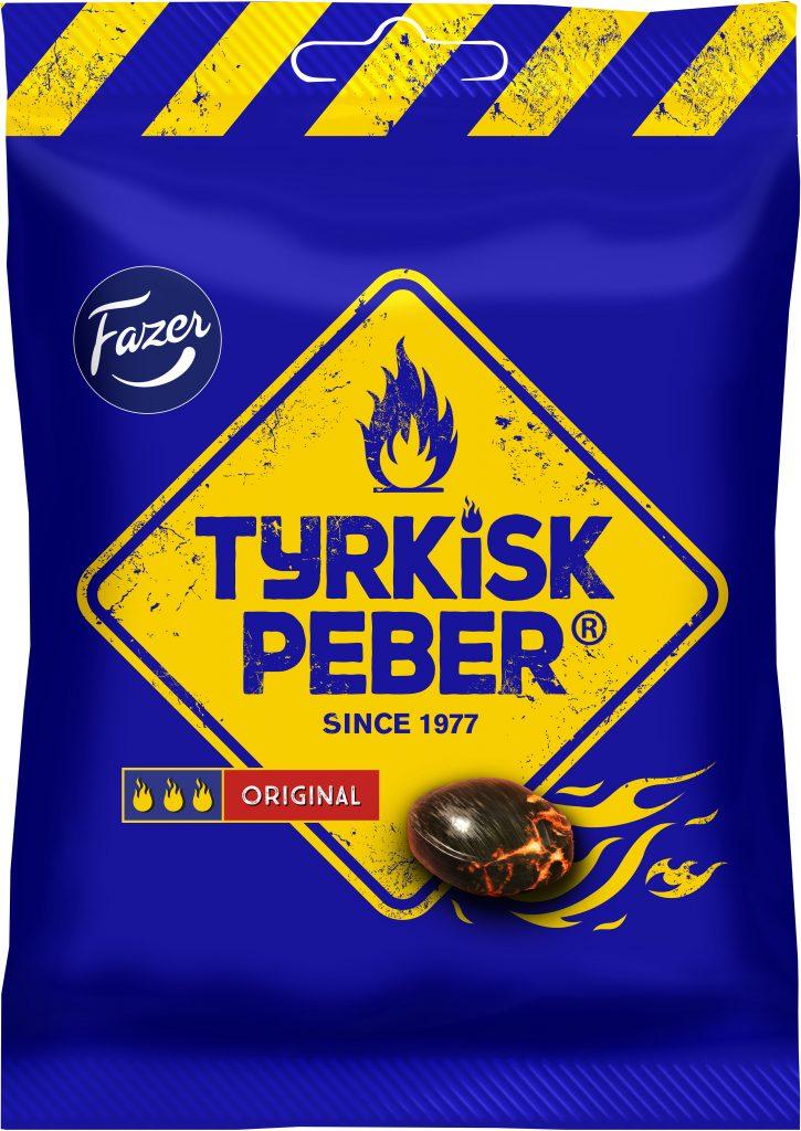 Fazer Tyrkisk Peber Original Makeispussi 150g (G,L,M)