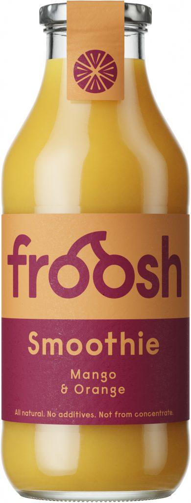 Froosh Mango-Appelsiini Smoothie 750ml (L,M)