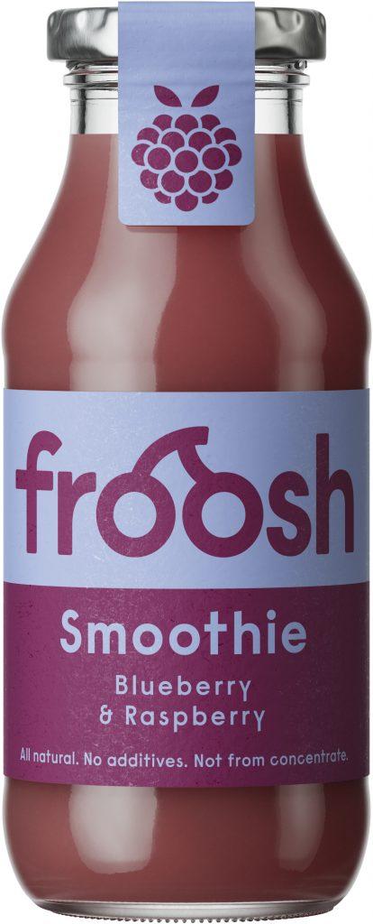 Froosh Mustikka-Vadelma Smoothie 250ml (G,L,M,V)
