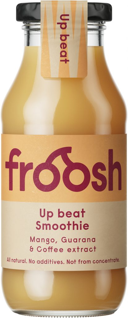 Froosh Up Beat Smoothie 250ml (G,L,M,V)