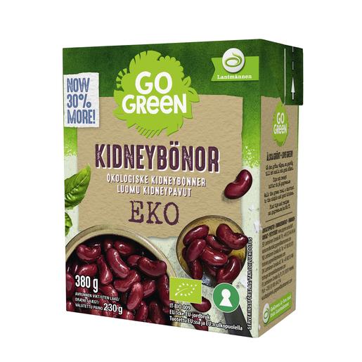 Gogreen Kidneypavut Luomu 380g