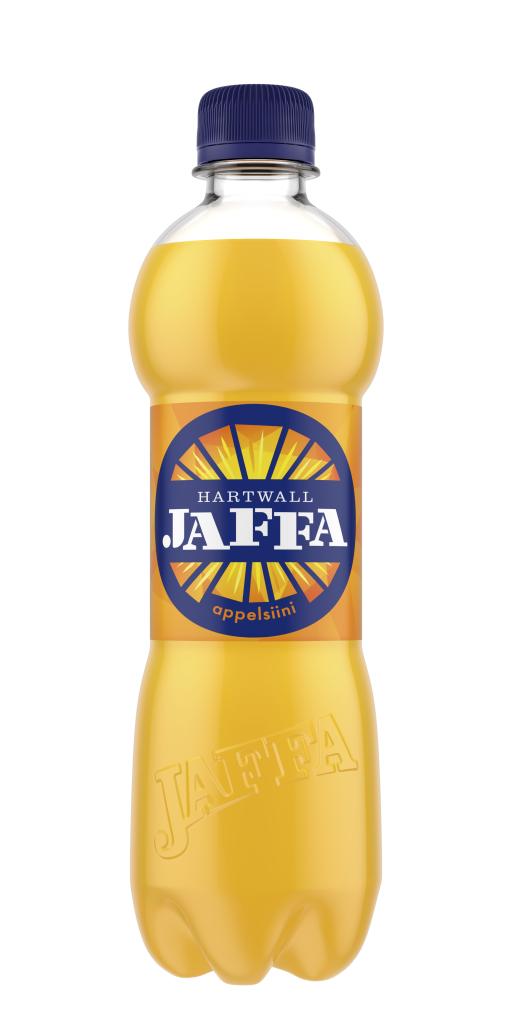 Hartwall Jaffa Appelsiini Sokeriton 0,5l