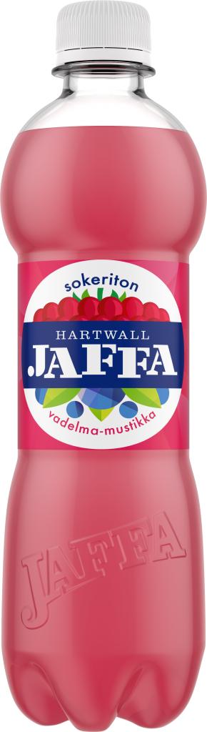 Hartwall Jaffa Vadelma-Mustikka Sokeriton 0,5l