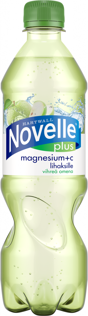 Hartwall Novelle Plus Magnesium+C 0,5l