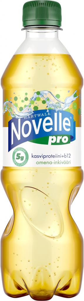 Hartwall Novelle Pro Omena-Inkivääri 0,5l