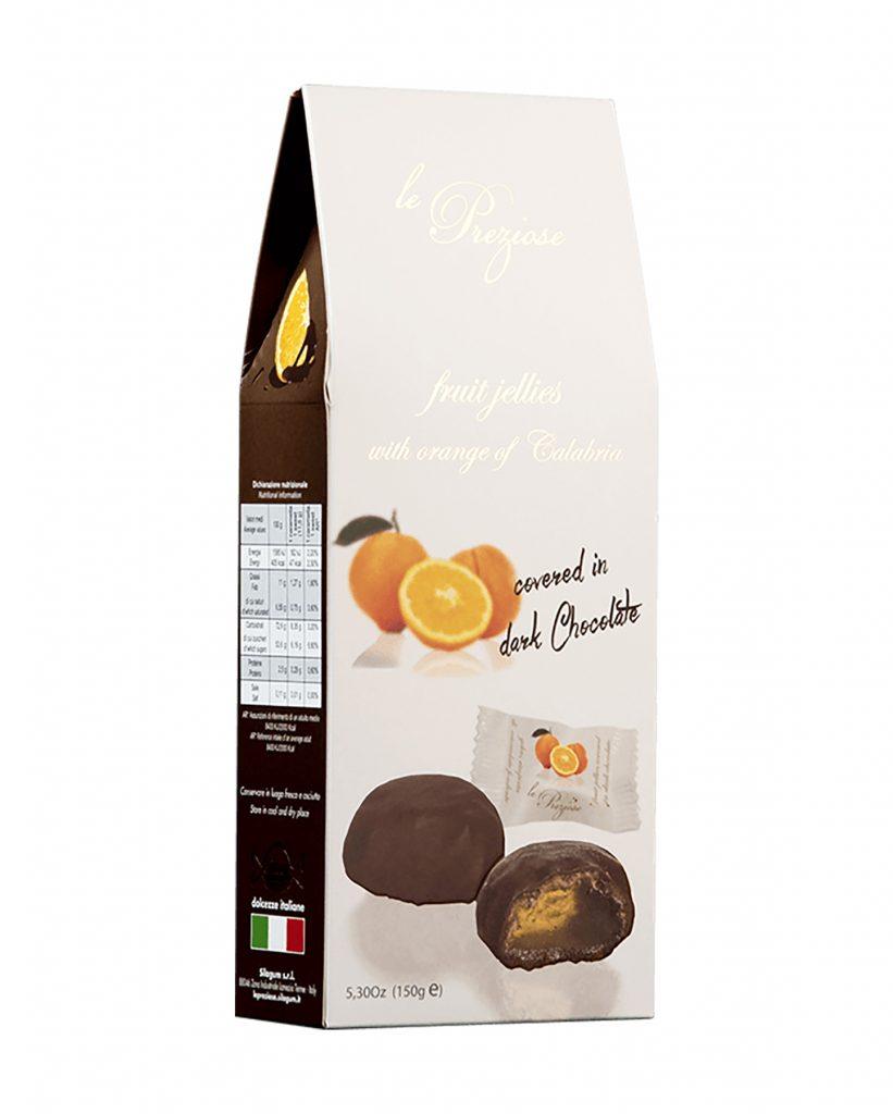 Le Preziose Suklaa-appelsiini Marmeladi (G)