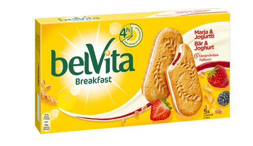 Lu Belvita Jogurtti Aamupalakeksi 253g