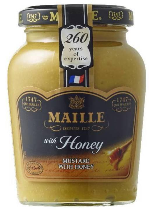 Maille Dijon Hunajasinappi 230g