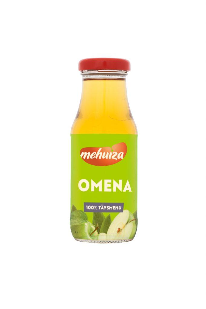 Mehuiza 100% Omenatäysmehu 200ml (G,L,M,V)