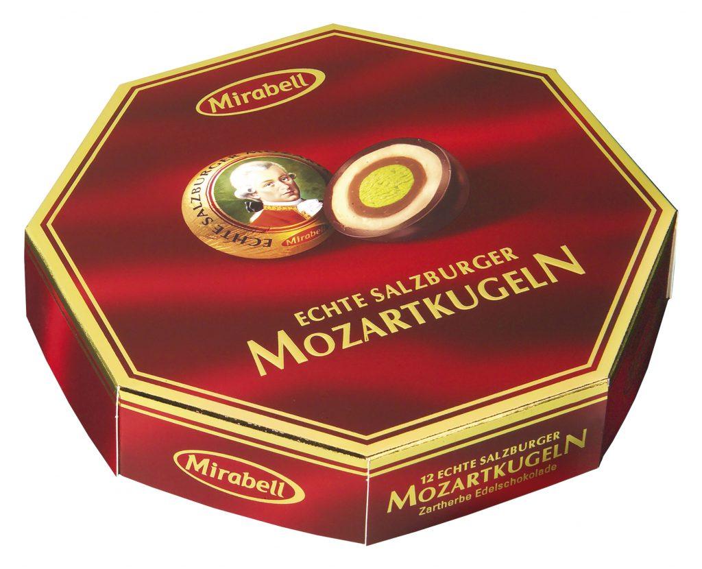 Mozart Suklaakuula 12 kpl 200g