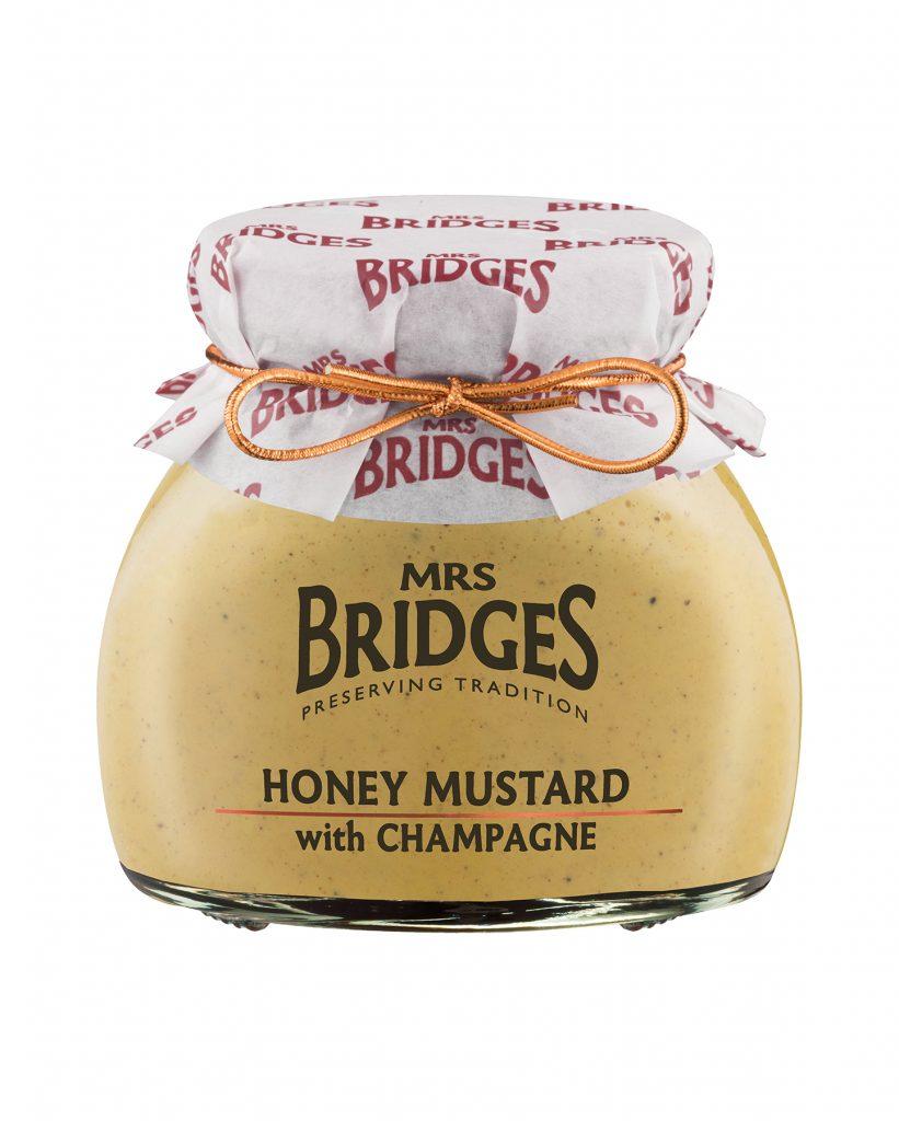 Mrs.Bridges Hunaja Sinappi 200g