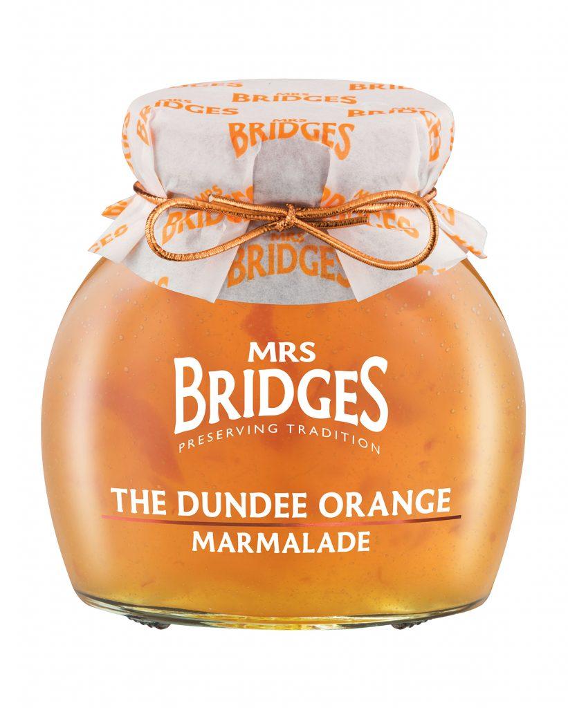 Mrs.Bridges Appelsiinimarmeladi Dundee 340g
