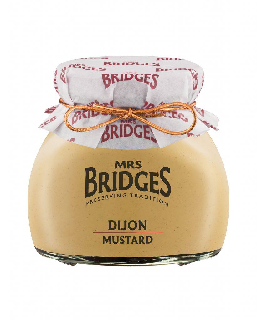 Mrs.Bridges Dijon Sinappi 200g (G, L, M)