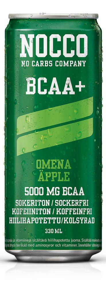 Nocco Bcaa+Omena 0,33l