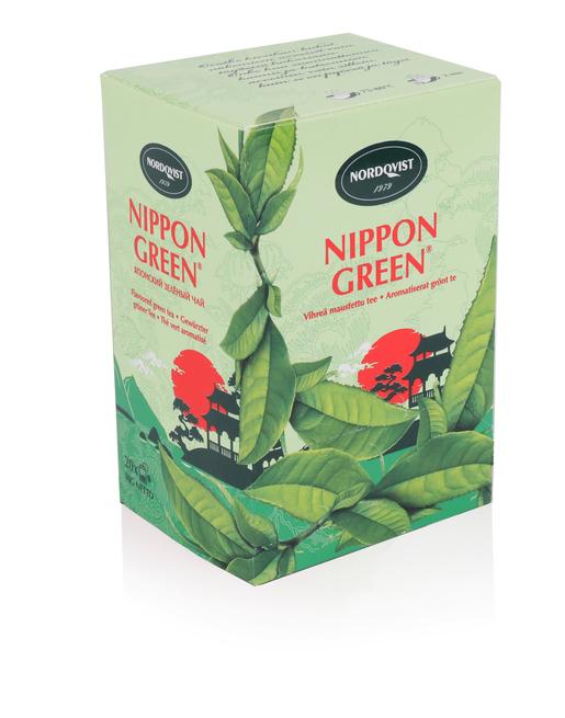 Nordqvist Nippon Green Tee Fast Grab 20pss