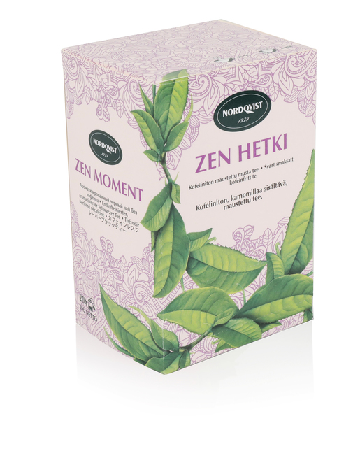 Nordqvist Zen Hetki Decaf Tee Fast Grab 20pss