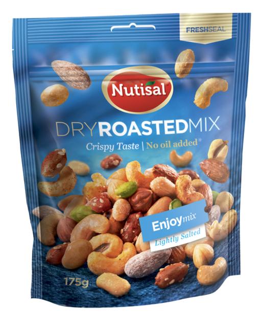 Nutisal Enjoy Mix Pähkinäsekoitus 175g