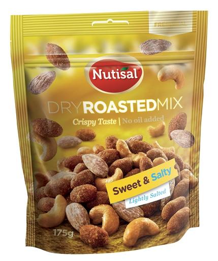 Nutisal Sweet&Salty Mix Pähkinäsekoitus 175g