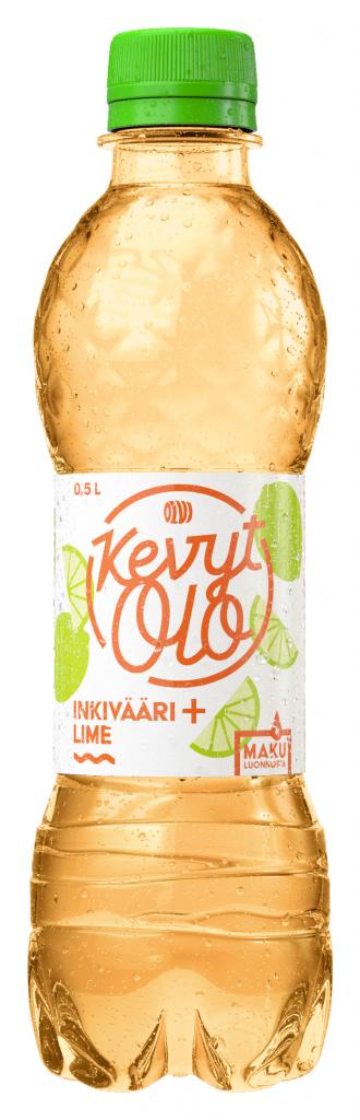 Olvi Kevytolo Inkivääri-Lime 0,5l