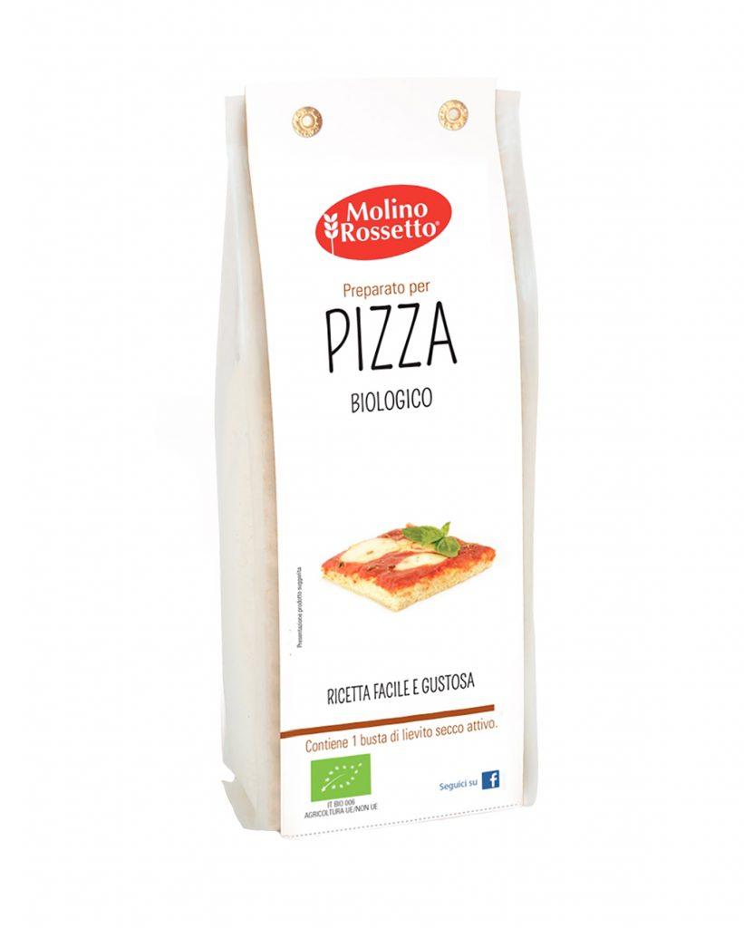 Pizzajauho Sekoitus Luomu 500g