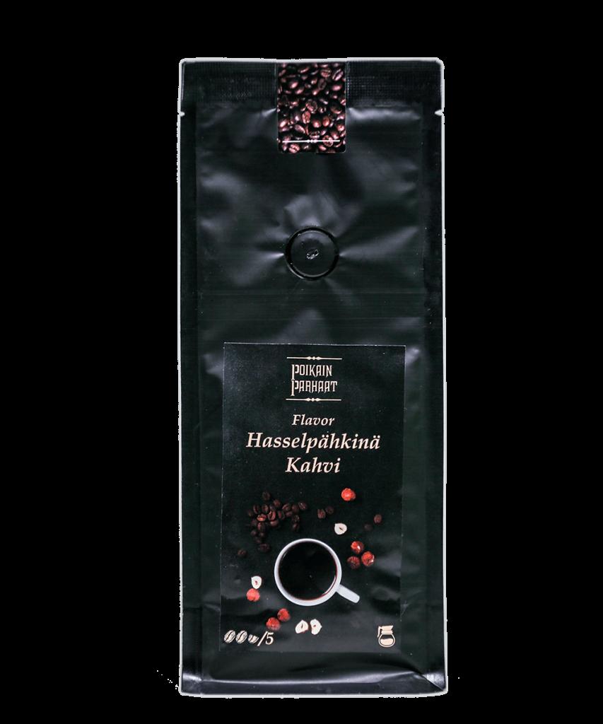 Poikain Parhaat Kahvi Hasselpähkinä 100g (G,L)