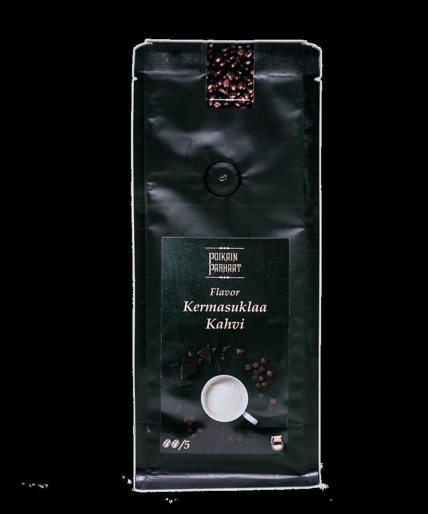 Poikain Parhaat Kahvi Kermasuklaa 100g (G,L)