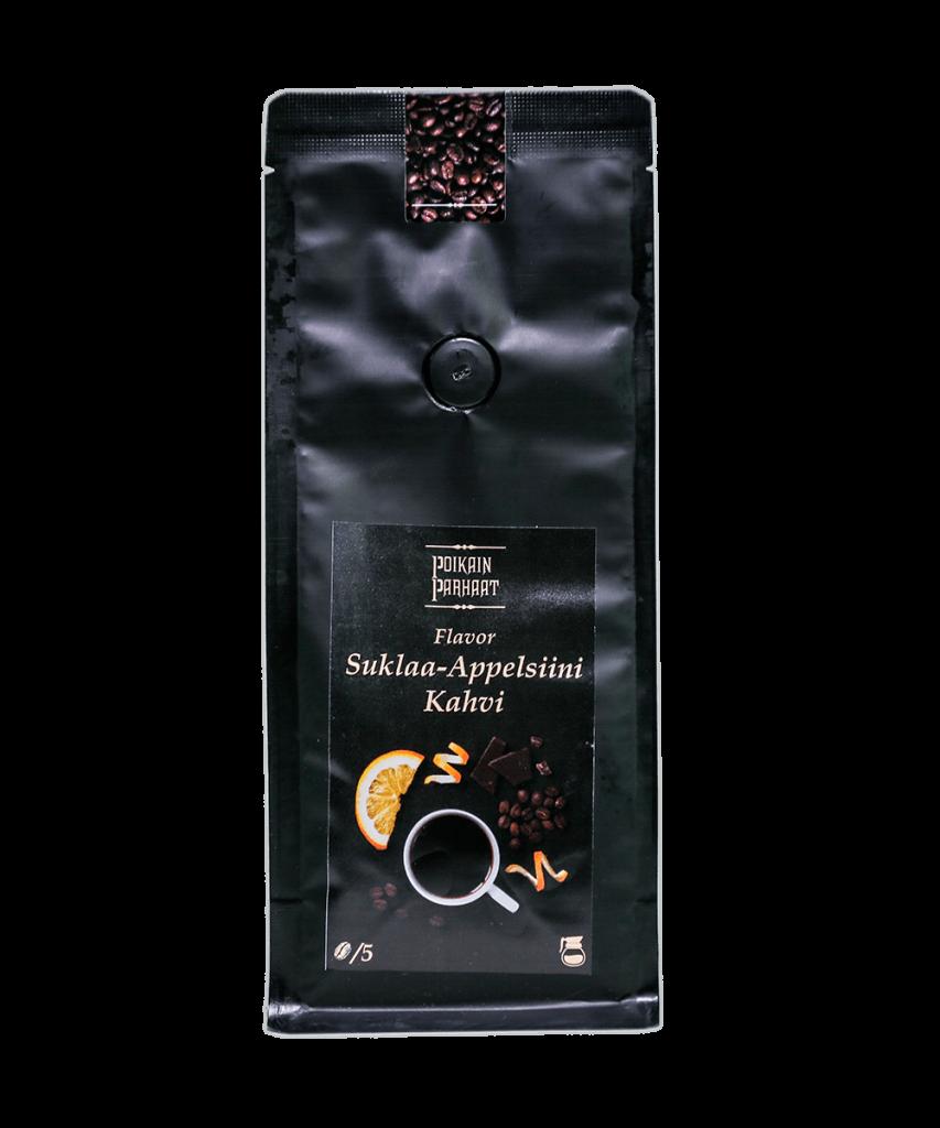 Poikain Parhaat Kahvi Suklaa-Appelsiini 100g (G,L)