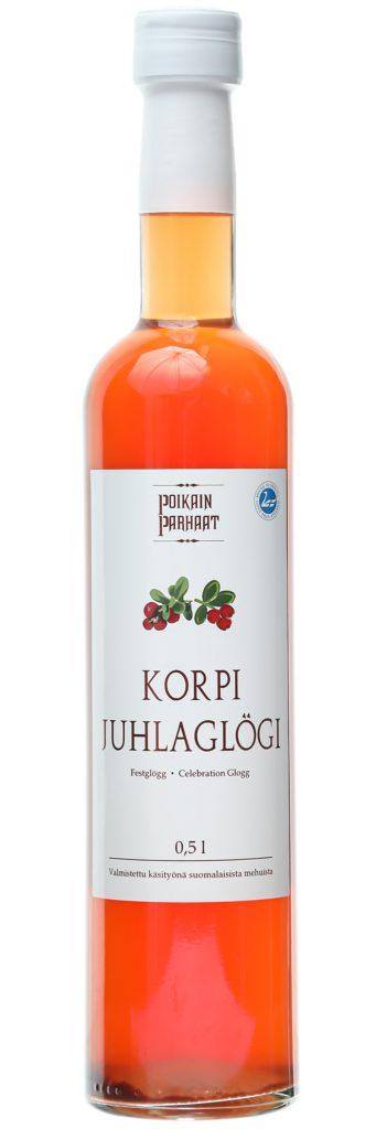 Poikain Parhaat Korpi Juhlaglögi 500ml