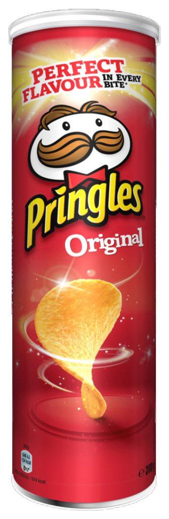 Pringles Original Perunalastu 200g
